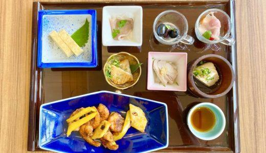 【神戸ベイシェラトン】「ガーデンカフェ」ランチバイキング|六甲アイランドで人気!