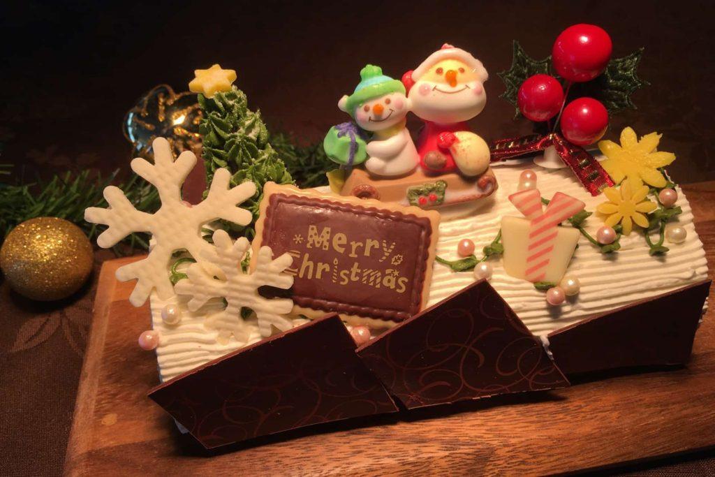 ホテルプラザ神戸 クリスマスケーキ 2020