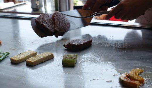 【神戸ベイシェラトン】「神戸グリル」で鉄板焼ランチ|お祝いにもおすすめ