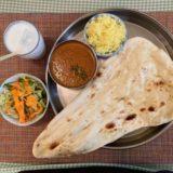 【パリワールキッチン】六甲アイランドでインドカレーランチ!ナンも最高
